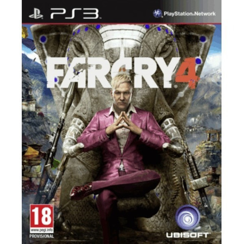 ps3 digital farcry 4 - descarga digital