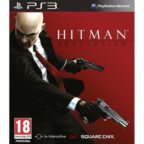 ps3 digital hitman absolutions - descarga ps3
