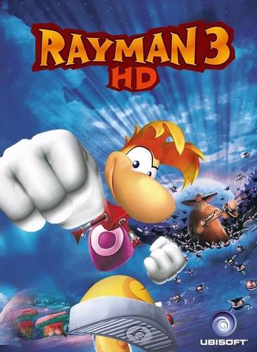 ps3 digital rayman 3 hd