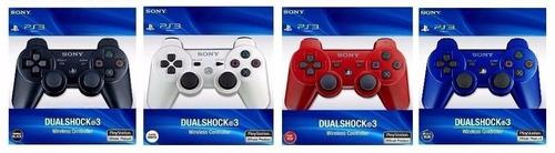 ps3 dualshock control
