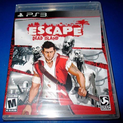 ps3 -- escape dead island