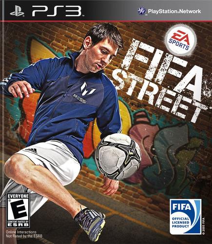 ps3 fifa street juego digital 5gb entrega inmediata