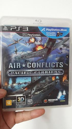 ps3 fisico air conflicts pacifict nuevo sellado original