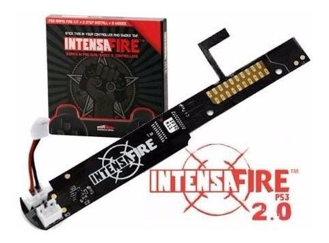 ps3 intensafire rapidfire mod set para controles ps3