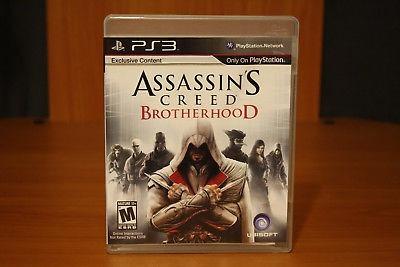 ps3 juego original play station 3 assassins creed