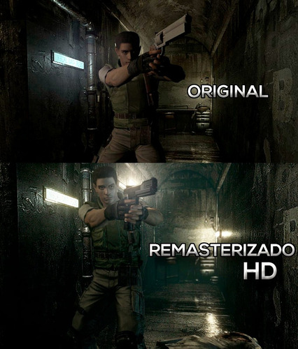 ps3 juego resident evil