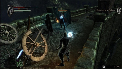 ps3 juego videojuego demons souls