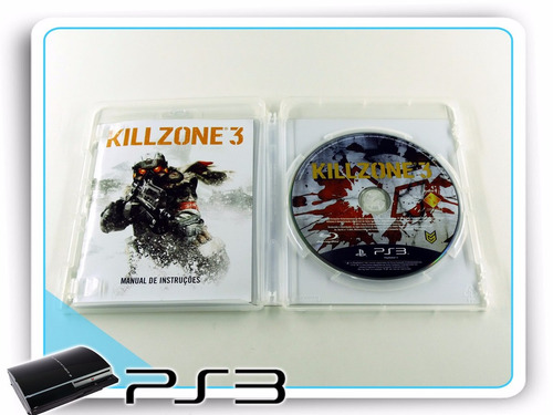 ps3 killzone 3 original playstation 3