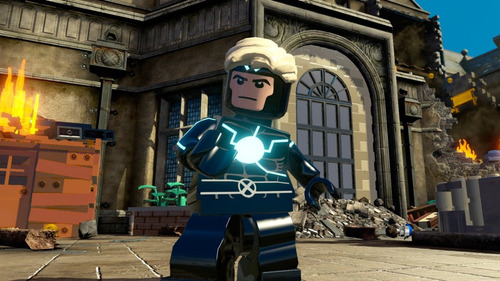 ps3 lego marvel superheroes juego digital 8gb