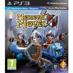 ps3 * medieval moves no castelo fantasma * lacrado * no rj