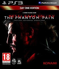 ps3 metal gear solid v the phantom pain-juego fisico ps3
