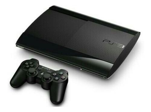 ps3 original 500 gb 5 juegos físicos y 2 digitales