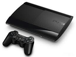 ps3 original 500gb con un mando