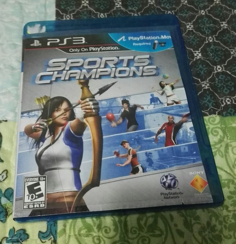 ps3 play station 3 - sports champions
