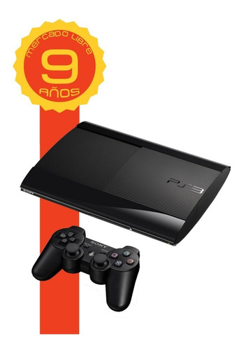 ps3 play station 500 juegos súper slim