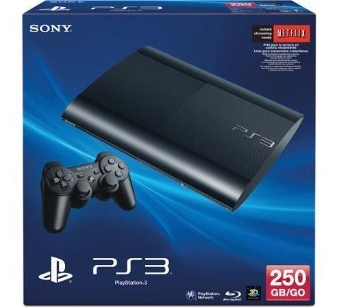ps3 playstation 3 250gb