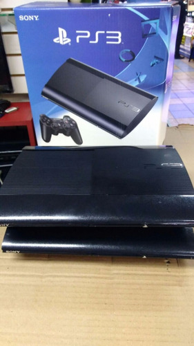 ps3 playstation super slim juegos