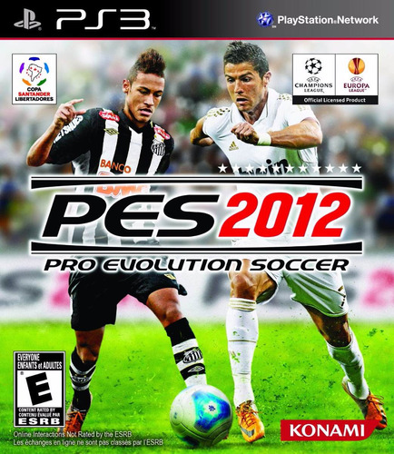 ps3 pro evolution soccer 2012 - usada en excelente estado