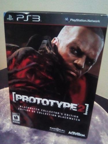 ps3 prototype 2 edicion especial