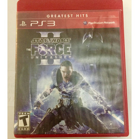 Ps3 Star Wars The Force Unleashed 2.