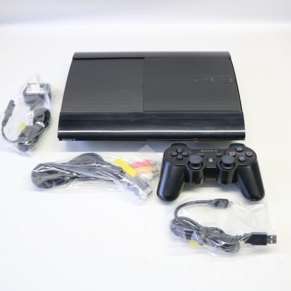 Resultado de imagem para PlayStation 3 Slim Sony CECH-4311C 500GB Bivolt - Preto