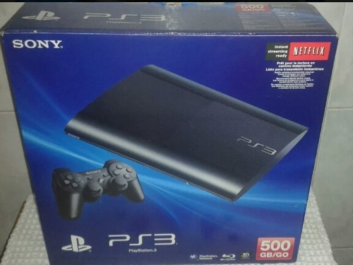 ps3 super slim. y audifonos sony pulse 7.1