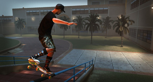ps3 tony hawks pro skater 5 juego digital 2gb