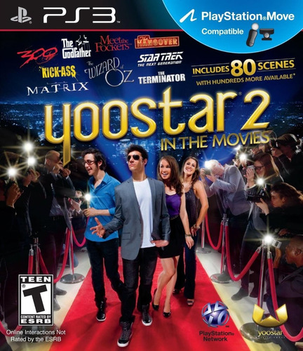 ps3 -- yoostar 2 in the movies
