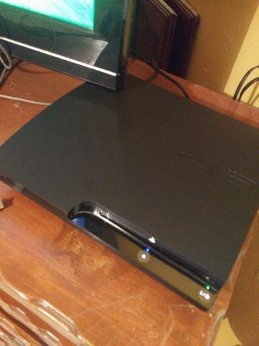 ps3,playstation 3 slim 160 gb,con 9 juegos digitales mas....