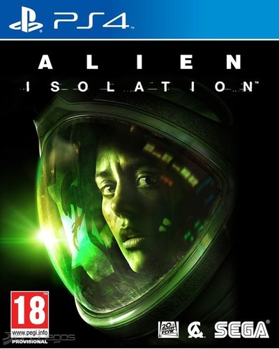ps4 alien insolation playstation 4 nuevo