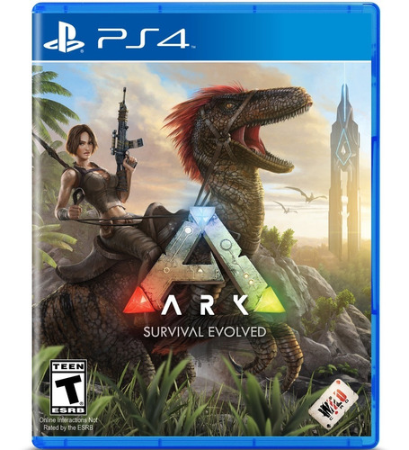 ps4 ark survival evolved [s-2]