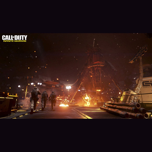 ps4 call duty®: infinite warfare