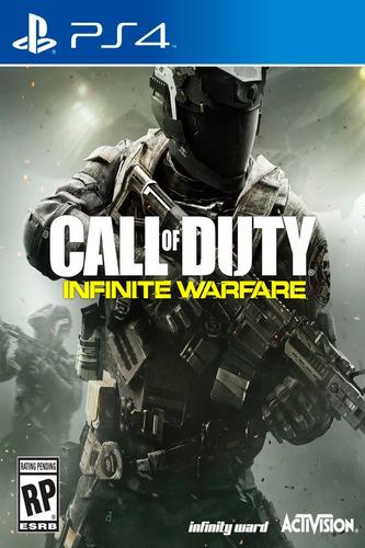 ps4 call of duty infinite warfare original fisico nuevo sell