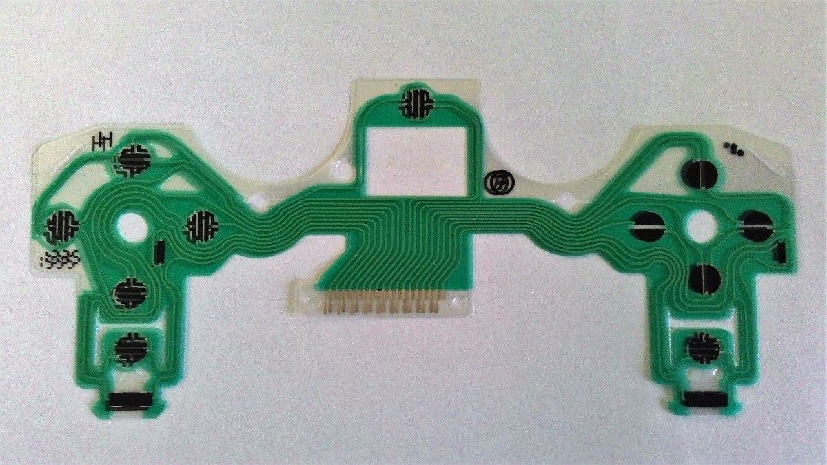 Circuito Flexible Ps4 : Ps circuito placa fita verde flex dualshock controle