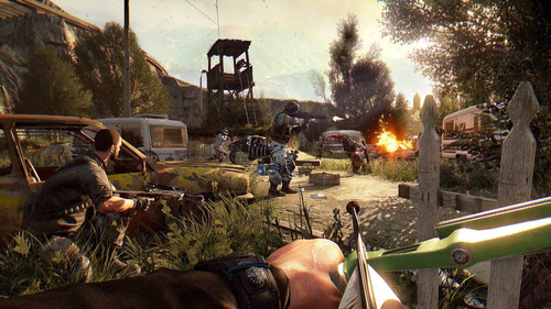 ps4 con dying light: