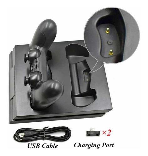 ps4 consola cargador