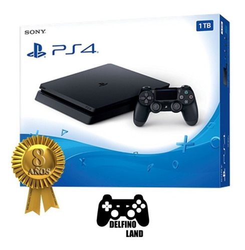 ps4 consola play station con