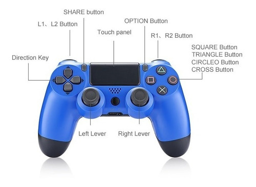 ps4 control play station