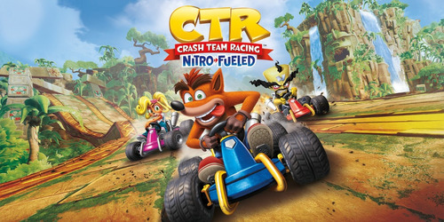 ps4 : crash team racing nitro-fueled