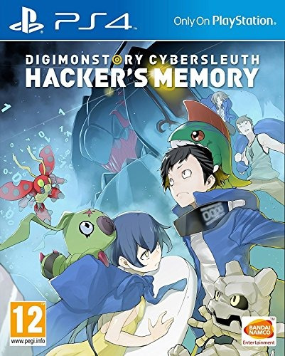 ps4  digimon story: cybersleuth hacker s me