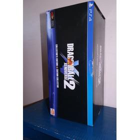 Ps4 Dragon Ball Xenoverse 2 Edição De Colecionador Collector