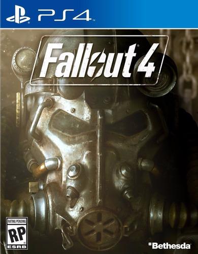 ps4 fallout 4 play 4 físico nuevo sellado envío grátis.