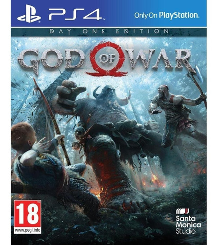 ps4 god of war