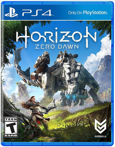 ps4 horizon zero dawn fisico stock envios gratis