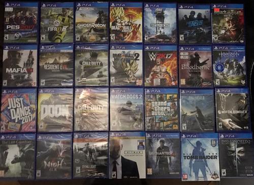 ps4 juego consola