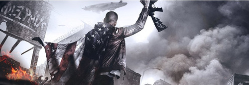 ps4 juego homefront the revolution compatible playstation 4