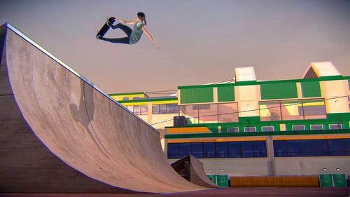 ps4 juego tony hawk's pro skater 5 nuevo y sellado