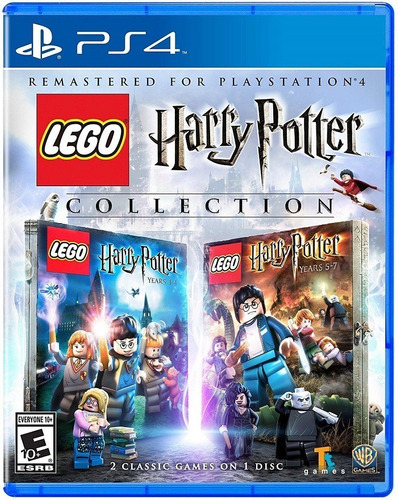 ps4 lego harry potter collection playstation 4 nuevo