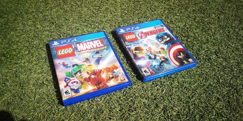 ps4 lego marvel s.heroes y avenger