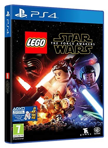 ps4  lego star wars: the force awakens ps4
